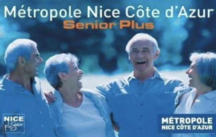 Nice - Carte seniors plus